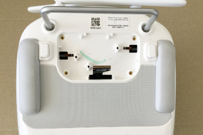 DJI製Phantom4のプロポにHDMI出力モジュール取り付け工程12