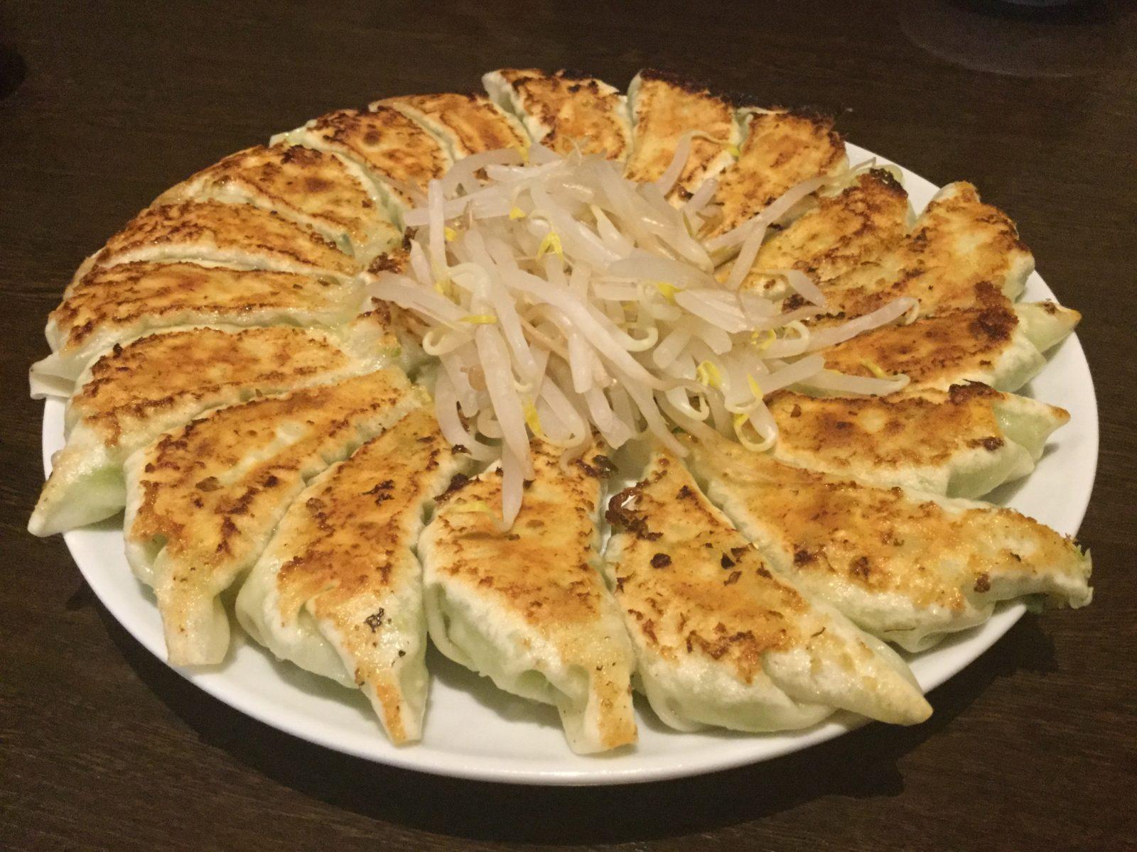 美味しい浜松餃子(むつぎく)