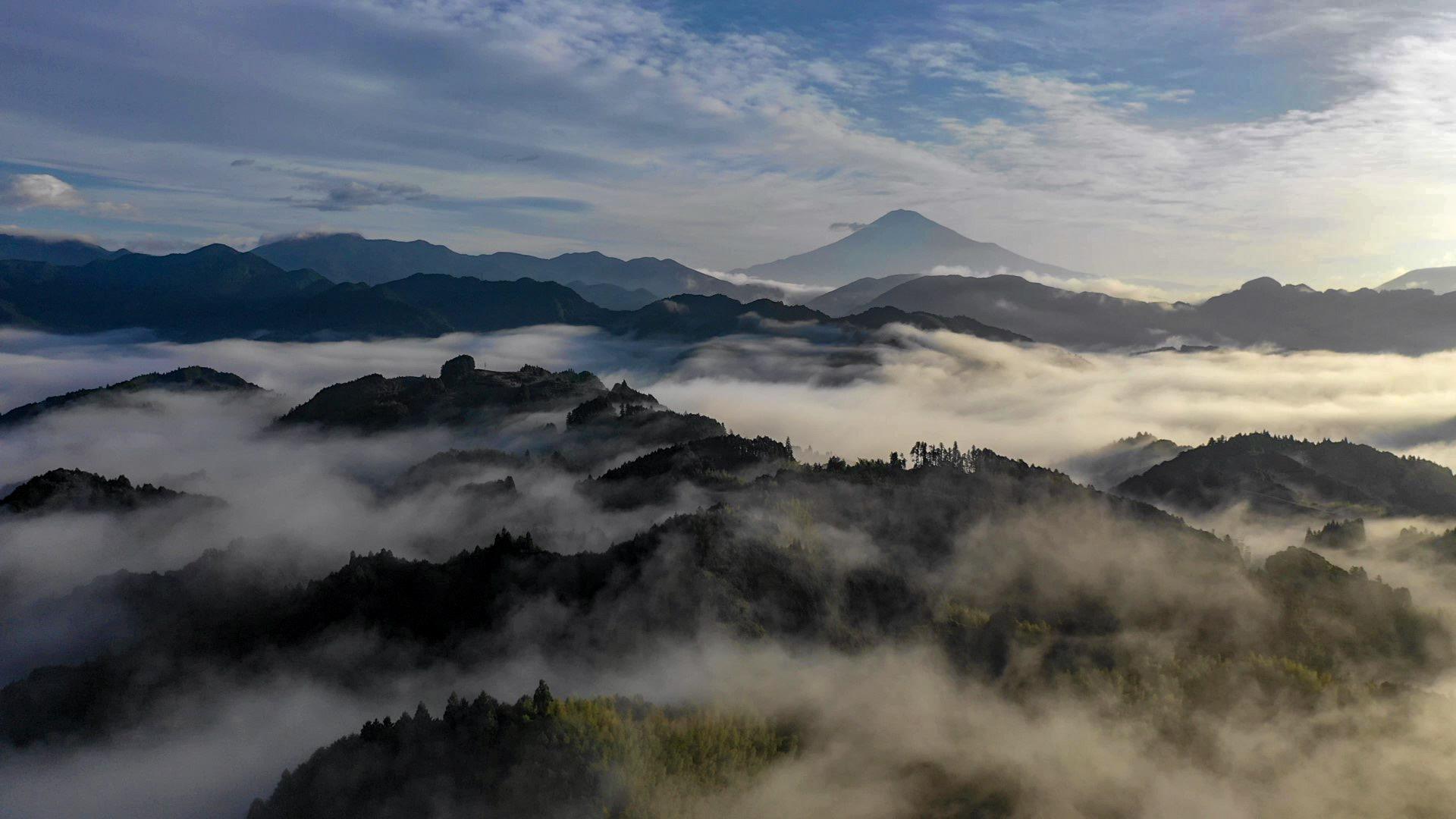空撮・富士山眺望3